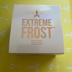 Jeffree Star extreme frost in sour ice